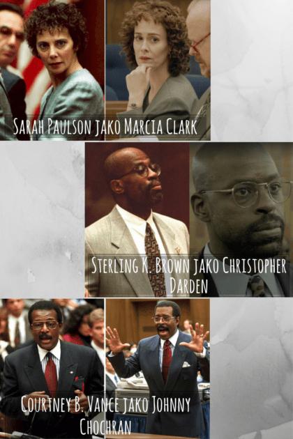 American Crime Story. Sprawa O. J. Simpsona