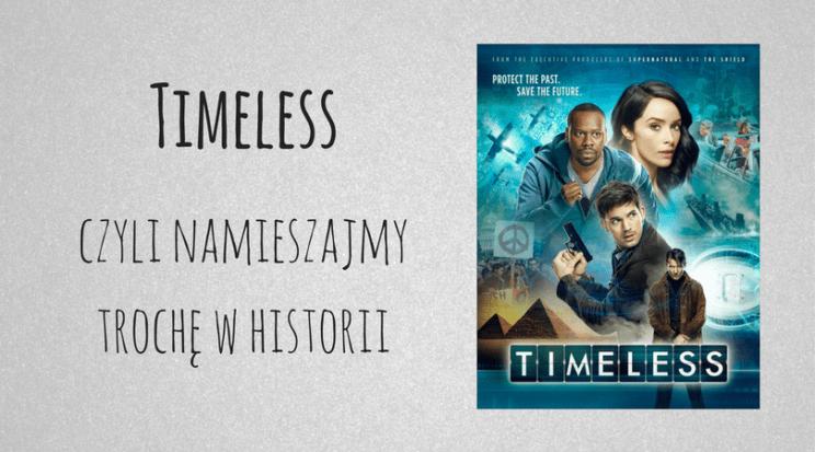 Timeless serial sci-fi