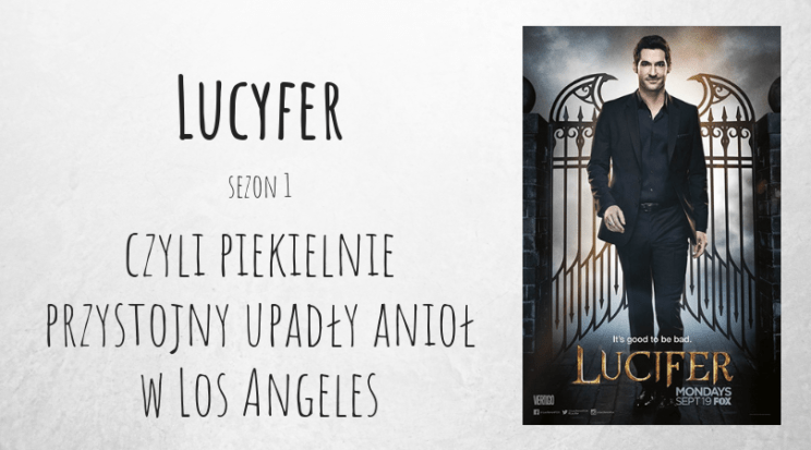 Lucyfer sezon 1