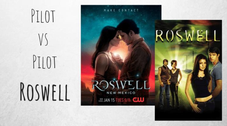 Pilot vs pilot - Roswell