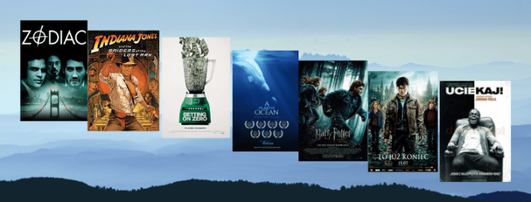 Filmowe podsumowanie marca marzec filmy