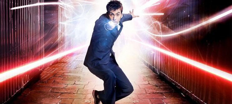 Doktor Doctor Who David Tennant