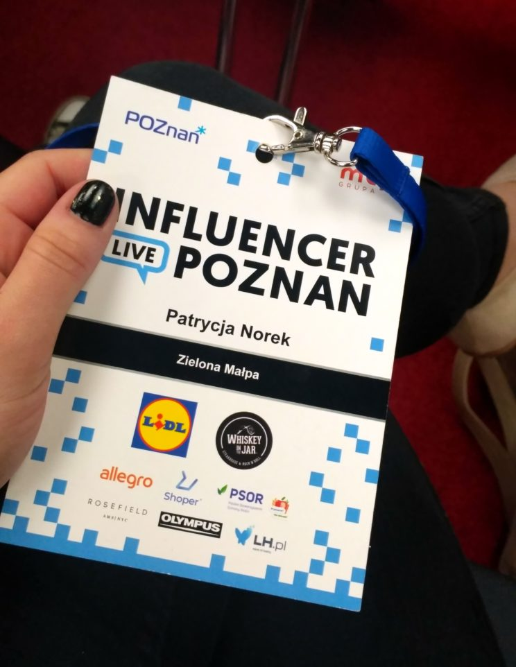 Influencer Live Poznań 2019 relacja
