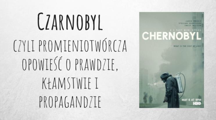 Czarnobyl serial dramat recenzja