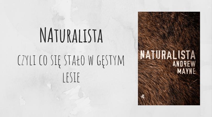 Naturalista Andrew Mayne