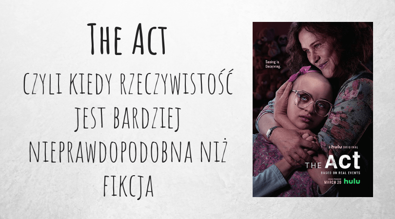 The Act Hulu series serial HBO Patricia Arquette Joey King