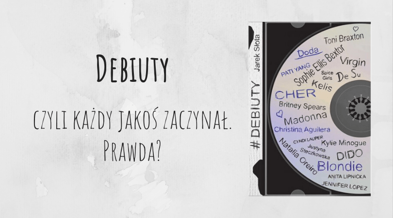 Debiuty Jarek Słota recenzja