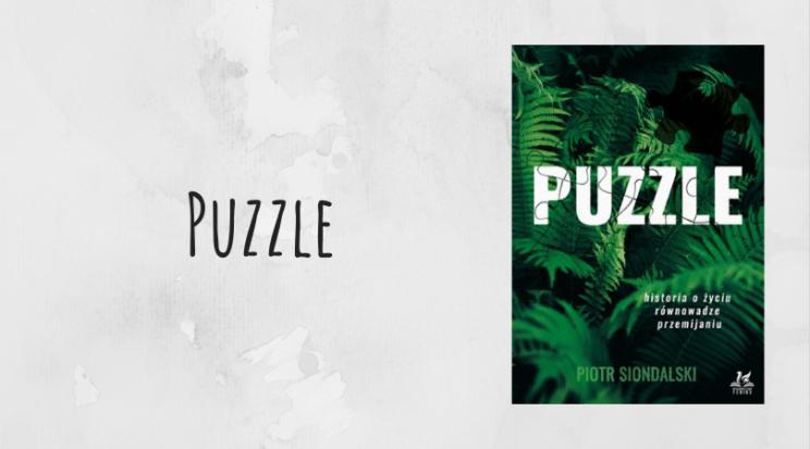 Puzzle Piotr Siondalski recenzja wydawnictwo Feniks