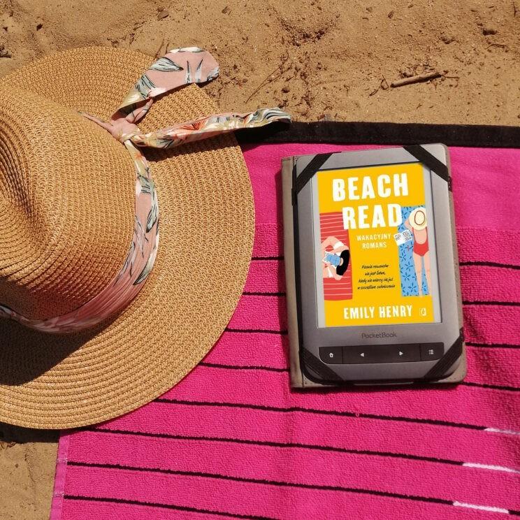 Beach Read Emily Henry recenzja książki wydawnictwo kobiece